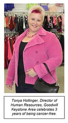 Tonya Pink Blazer