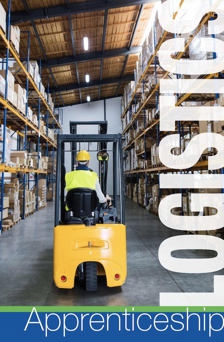 Logistics Apprenticeship - Goodwill Keystone Area