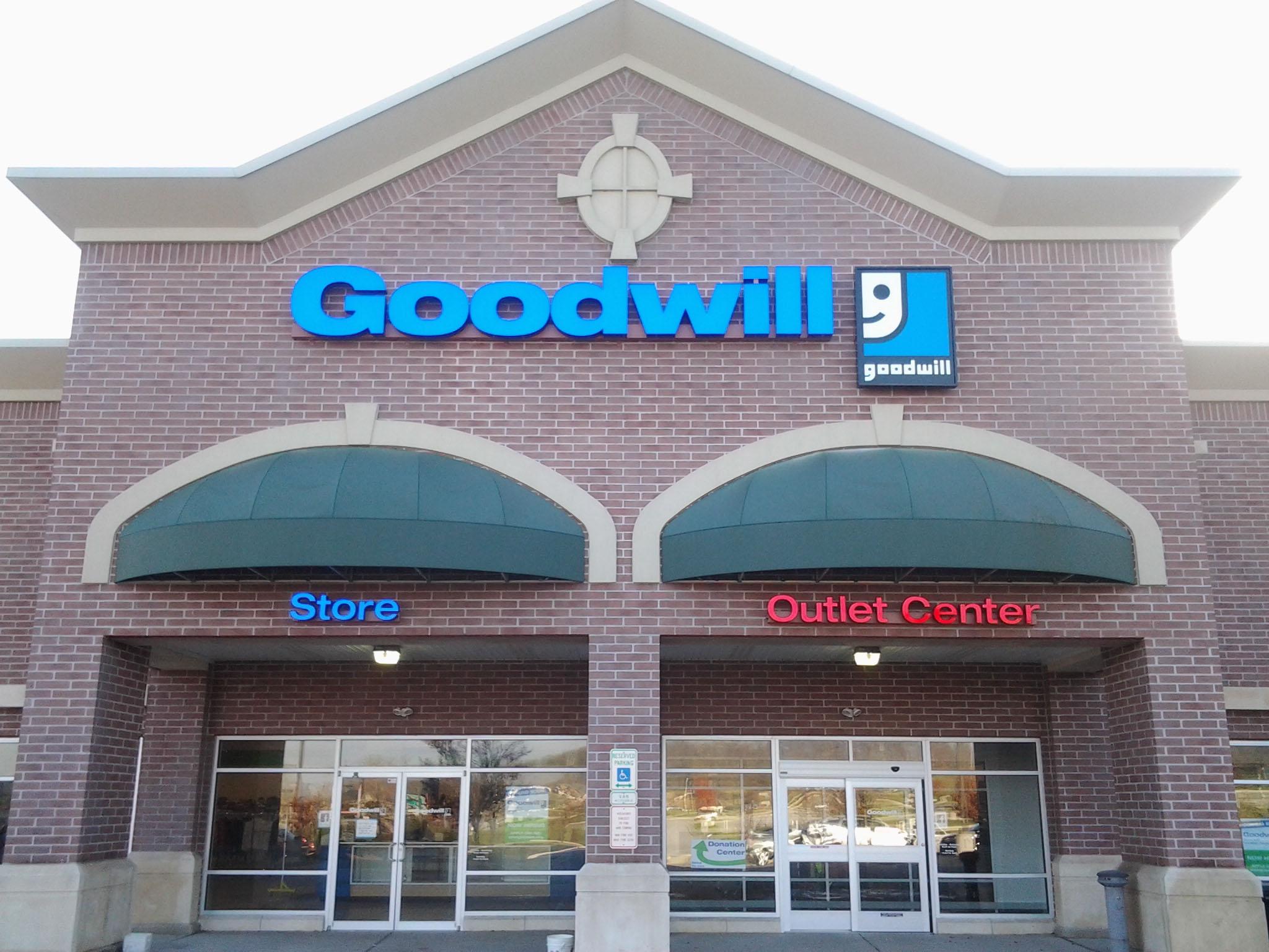 Shop online goodwill